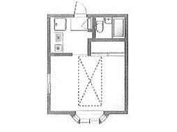 グレイスメゾン[1階]の間取り