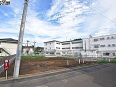 接道状況および現場風景 西東京市新町3丁目