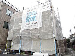 東京都世田谷区若林3丁目の賃貸マンションの外観