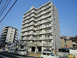 福岡県北九州市八幡東区上本町1の賃貸アパートの外観