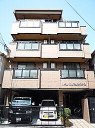 大阪府大阪市東淀川区淡路2丁目の賃貸マンションの外観