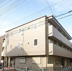 東京都足立区日ノ出町の賃貸マンションの外観