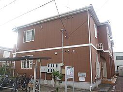 千葉県市原市千種7丁目の賃貸アパートの外観