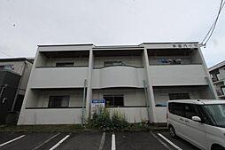 静岡県三島市東町の賃貸アパートの外観