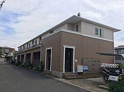 大阪府和泉市池上町2丁目の賃貸アパートの外観