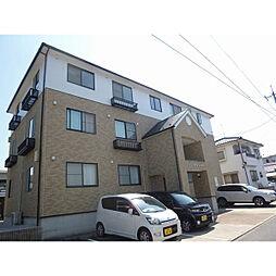 広島県広島市安佐南区緑井2丁目の賃貸アパートの外観