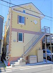 ユナイト 東寺尾レーベジェフの杜[2階]の外観
