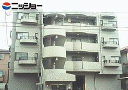 ヴィエント朝日ヶ丘[2階]の外観
