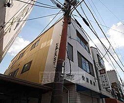 京都府京都市東山区常盤町の賃貸アパートの外観