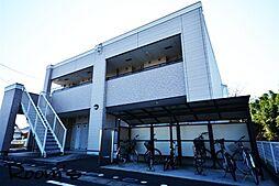 ソルセリエンテB[202号室]の外観
