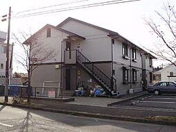 パークサイドハイツ桂台 A棟[201号室]の外観