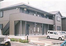 ドアーズ南福岡A・B[1階]の外観