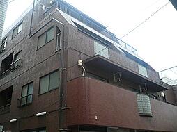 秀宏ビル[303号室]の外観