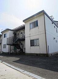 七里ハイツ2[2階]の外観