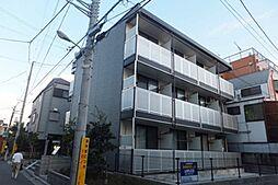 ムッターハウス羽田[103号室]の外観