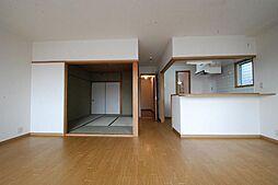 ベルクハウス霞ヶ丘[3階]の外観