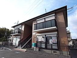 兵庫県揖保郡太子町太田の賃貸アパートの外観