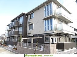 (仮称)D-room軽里[2階]の外観