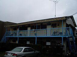 竹ノ内荘[101号室]の外観