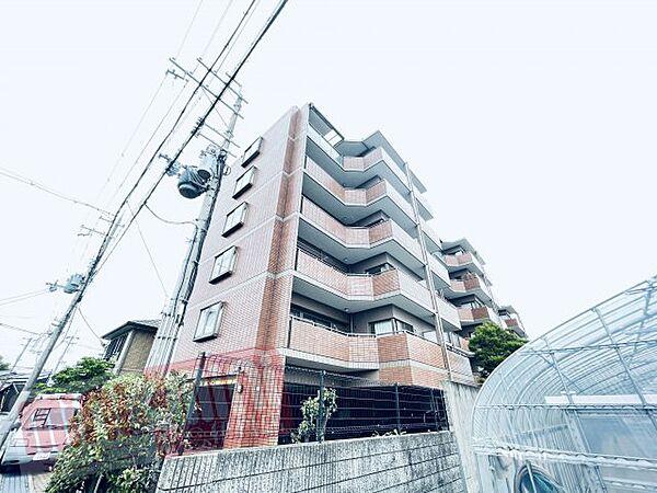 エーデル阪部 4階の賃貸【兵庫県 / 伊丹市】