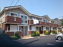 神奈川県座間市小松原1丁目の賃貸アパートの外観