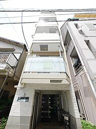 東京都墨田区東駒形3丁目の賃貸マンションの外観