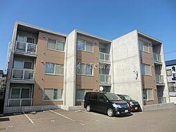 北海道札幌市東区北三十五条東20丁目の賃貸マンションの外観