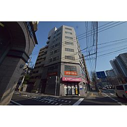 福岡県福岡市中央区薬院1丁目の賃貸マンションの外観
