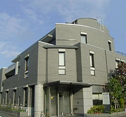 東京都中野区東中野1丁目の賃貸マンションの外観