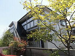 東京都三鷹市上連雀9丁目の賃貸アパートの外観