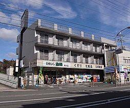 京都府京都市中京区西ノ京馬代町の賃貸マンションの外観