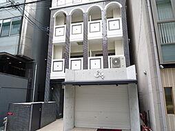 Wタワー江戸堀[8階]の外観