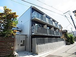 東京都足立区扇1丁目の賃貸マンションの外観