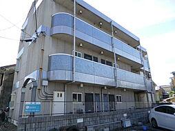 ヴィラ・トレゾール2[3階]の外観
