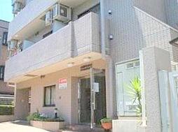 MAN大井町[3階]の外観