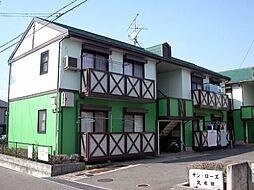 サンローズ久米田[2階]の外観