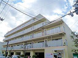 兵庫県神戸市兵庫区東山町1丁目の賃貸マンションの外観