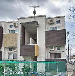 名鉄名古屋本線 東枇杷島駅 徒歩9分の賃貸アパート