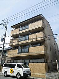 京都府京都市伏見区醍醐高畑町の賃貸マンションの外観