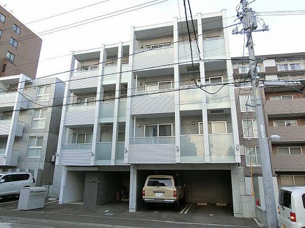 ブランヴェール 1階の賃貸【北海道 / 札幌市白石区】
