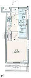 ロアール大塚弐番館[316号室]の間取り