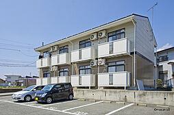 長野県長野市西三才の賃貸アパートの外観