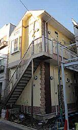 ユナイトビー[1階]の外観