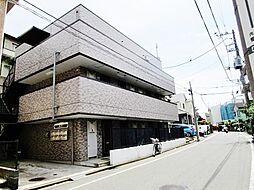 神奈川県横浜市中区大和町1の賃貸マンションの外観