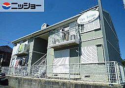 三重県桑名市高塚町1丁目の賃貸アパートの外観