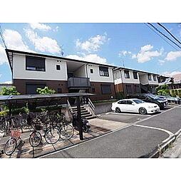 奈良県香芝市真美ケ丘1丁目の賃貸アパートの外観