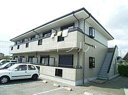 コーポ・スライビング B棟[2階]の外観