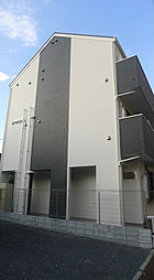 MKハイツ鶴見[2階]の外観