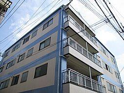 大阪府門真市朝日町の賃貸マンションの外観