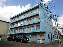 北海道札幌市東区北二十五条東6丁目の賃貸マンションの外観